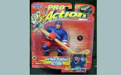 Pro Action Starting Lineup Wayne Gretzky  $8.00